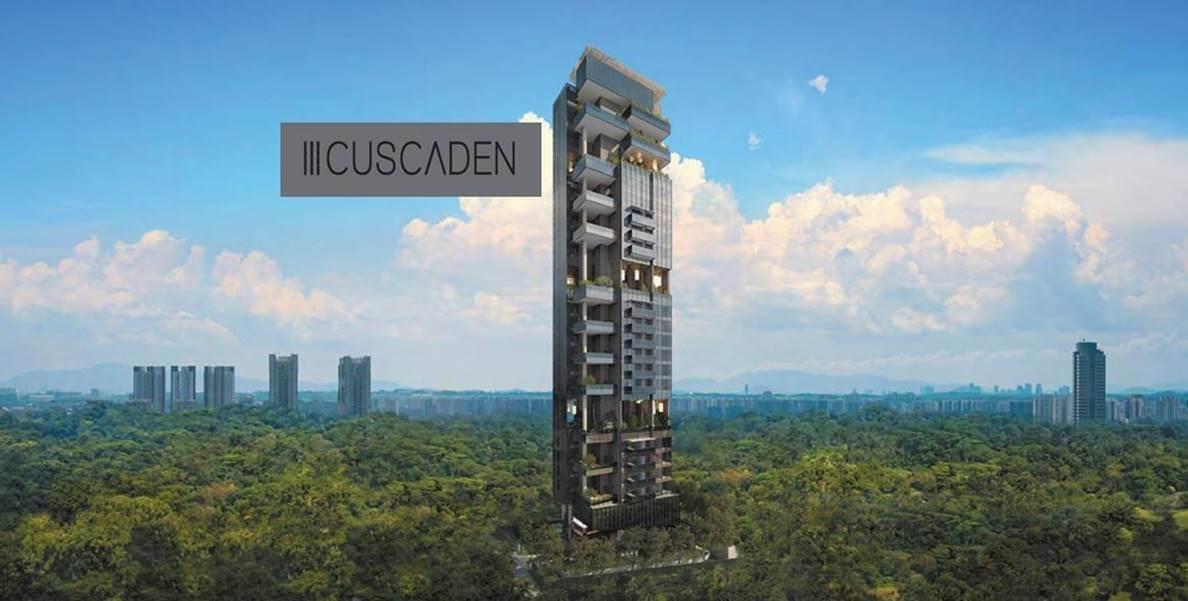3 Cuscaden - Facade
