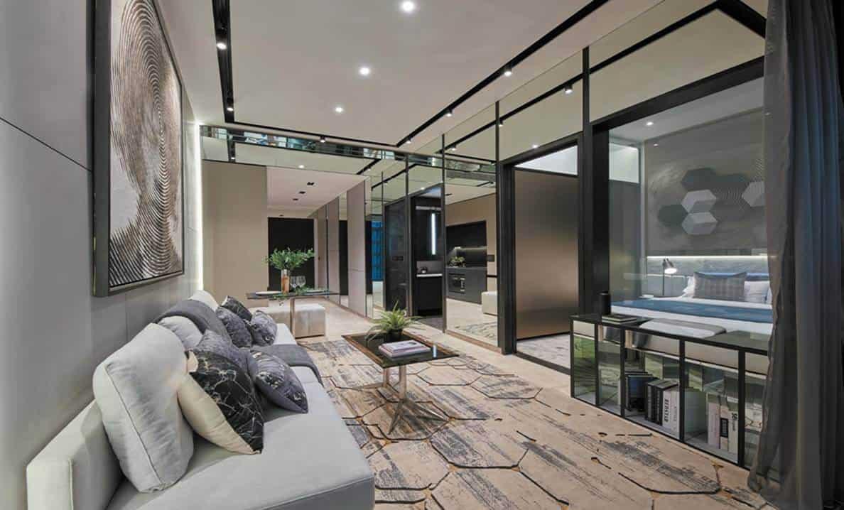 3 Cuscaden - Living Room