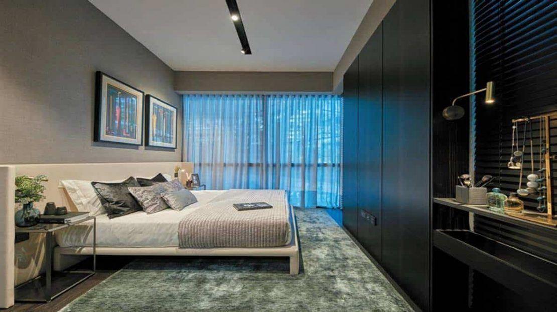 3 Cuscaden - Master Bedroom