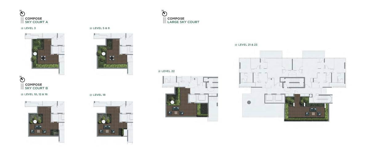 3 Cuscaden - Sky Courts