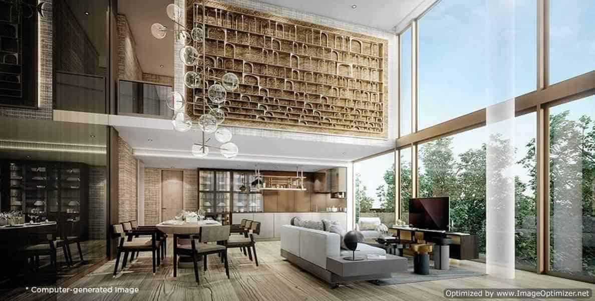 Chalermnit Art De Maison - Duplex Bedroom