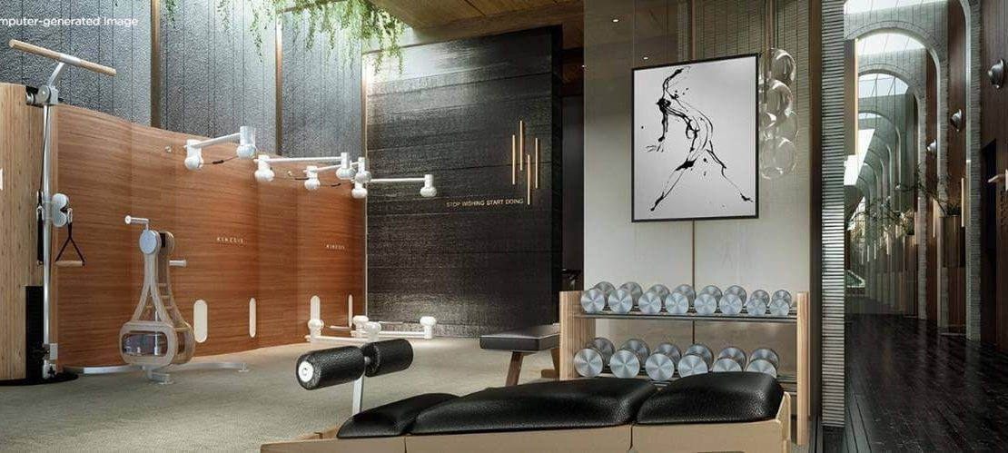 Chalermnit Art De Maison - Fitness Room