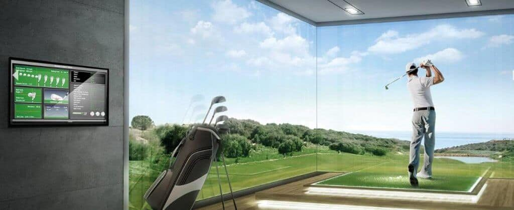 Chalermnit Art De Maison - Golf Simulator