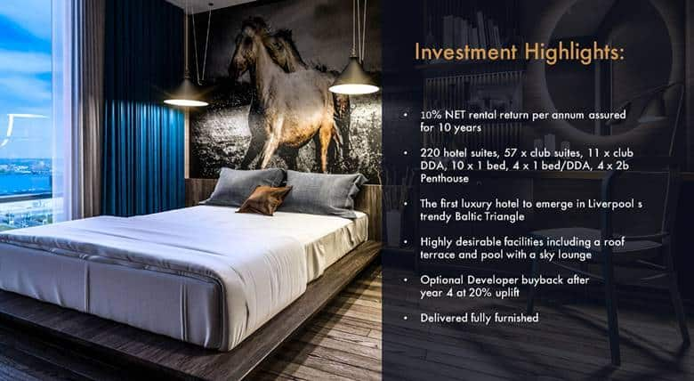 EPIC Hotel & Residence - Highlights