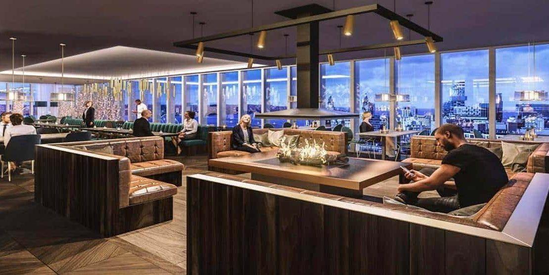 EPIC Hotel & Residence - Restaurant