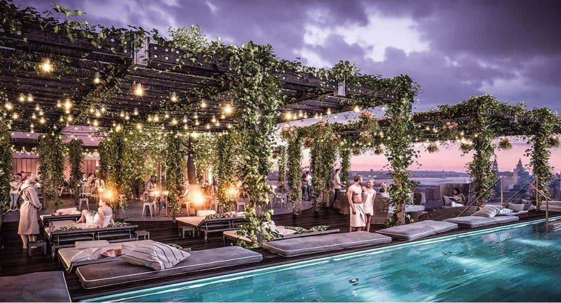 EPIC Hotel & Residence - Rooftop Pool