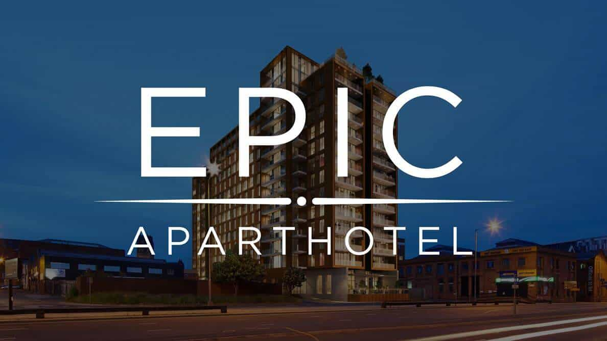 Epic Hotel and Residence Facade
