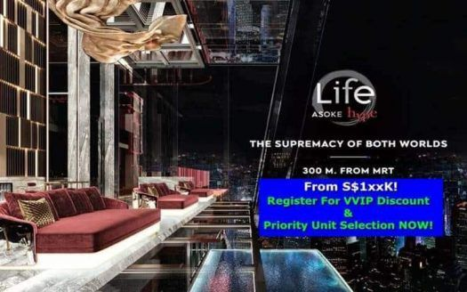 Life Asoke Hype - Sky Facilities
