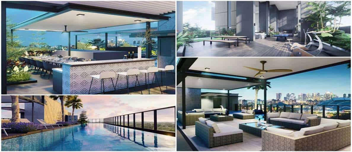 Arena Residences - Facilities 2