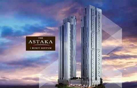 The Astaka JB - Featured Foto