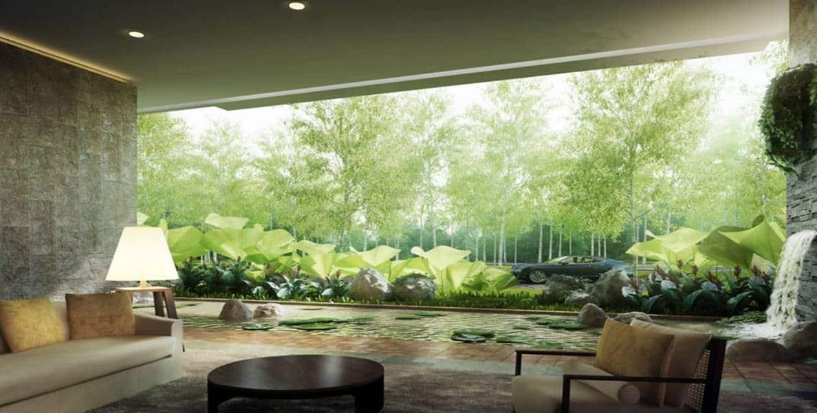 The Astaka - Lobby