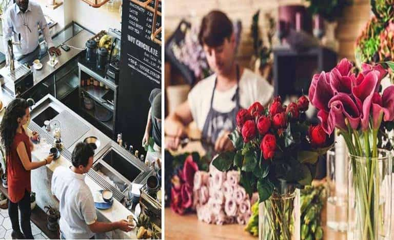 Agora Court - Blackheath Cafe & Florist shops