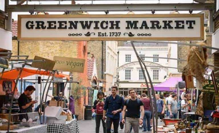 Agora Court - Greenwich Market