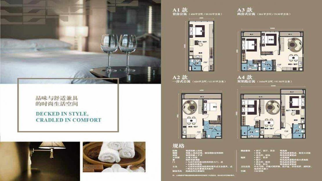 Citadines Medini - Floor Plan