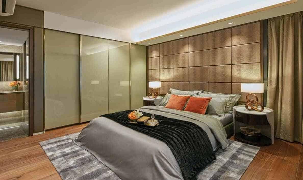 Parc Esta - Bedroom 1