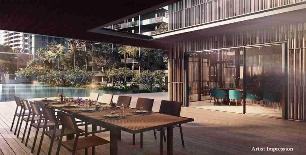 Park Esta - Poolside Dining