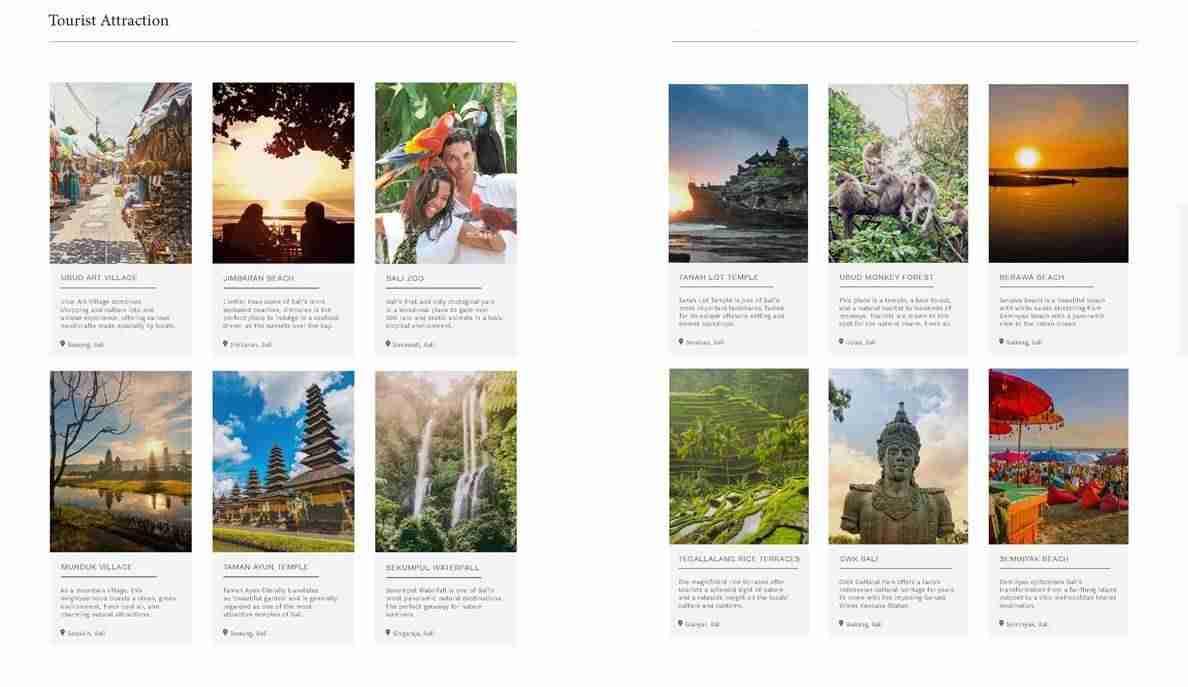 Citadines Berawa Beach Bali Attraction