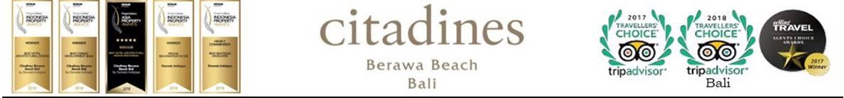 Citadines Berawa Beach Bali Award