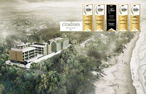 Citadines Berawa Beach Hotel Featured foto
