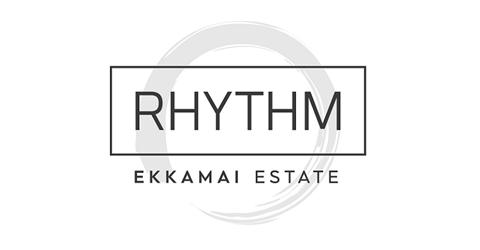 Rhythm Ekkamai Estate Logo