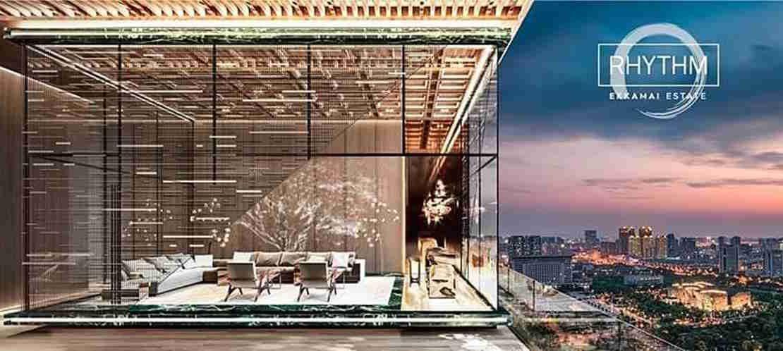 Rythm Ekkamai Estate - Roof Facilities