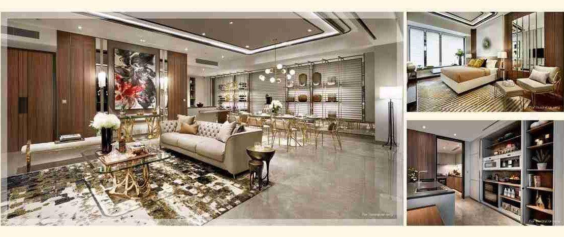 Boulevard 88 - Apartment Interior