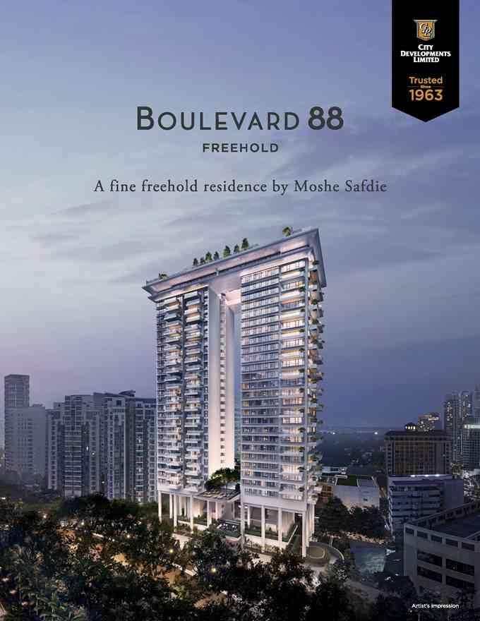 Boulevard 88 - CDL Branding