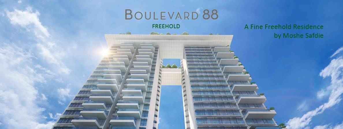 Boulevard 88 - Facade 2