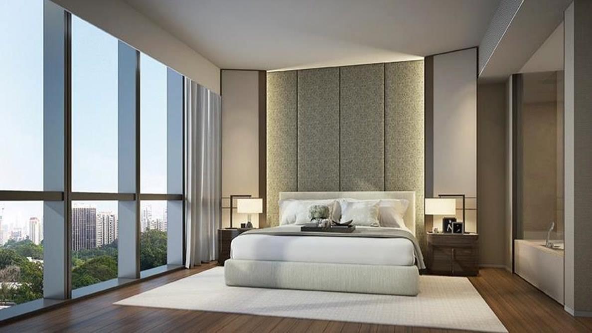 Amber Park - Master Bedroom