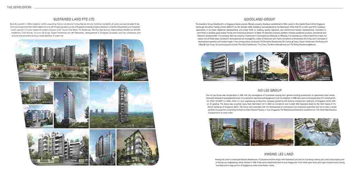 Coastline Residences - Developer
