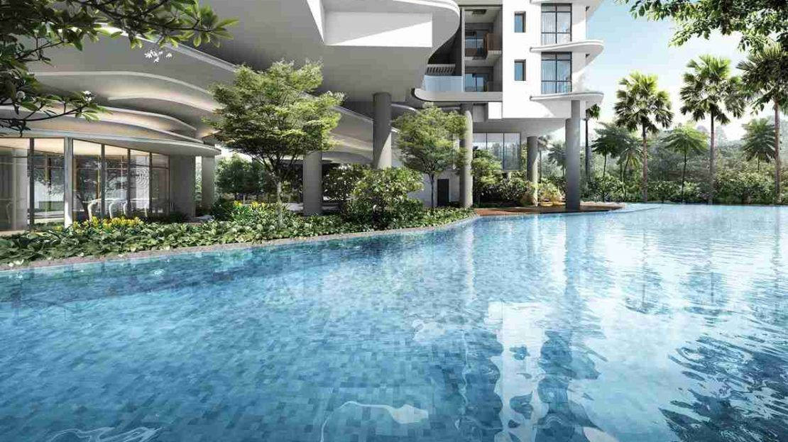 Coastline Residences - Poolside Pavilion