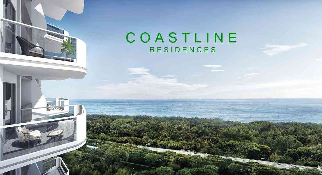 Coastline Residences - Sea View
