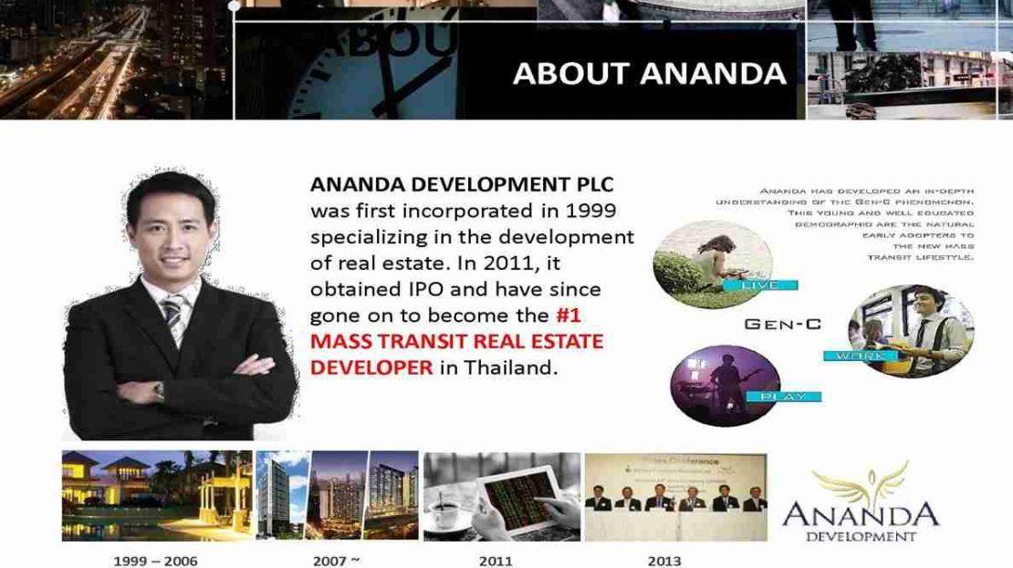 Ideo Q Phahol Saphan Kwai - About Ananda 1