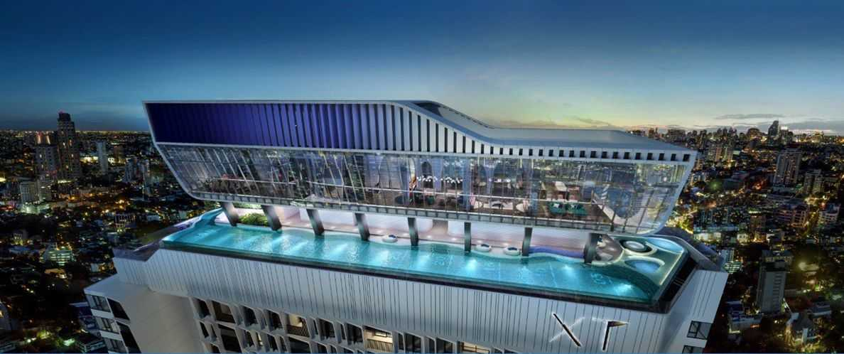 XT Ekkamai - Rooftop Facilities