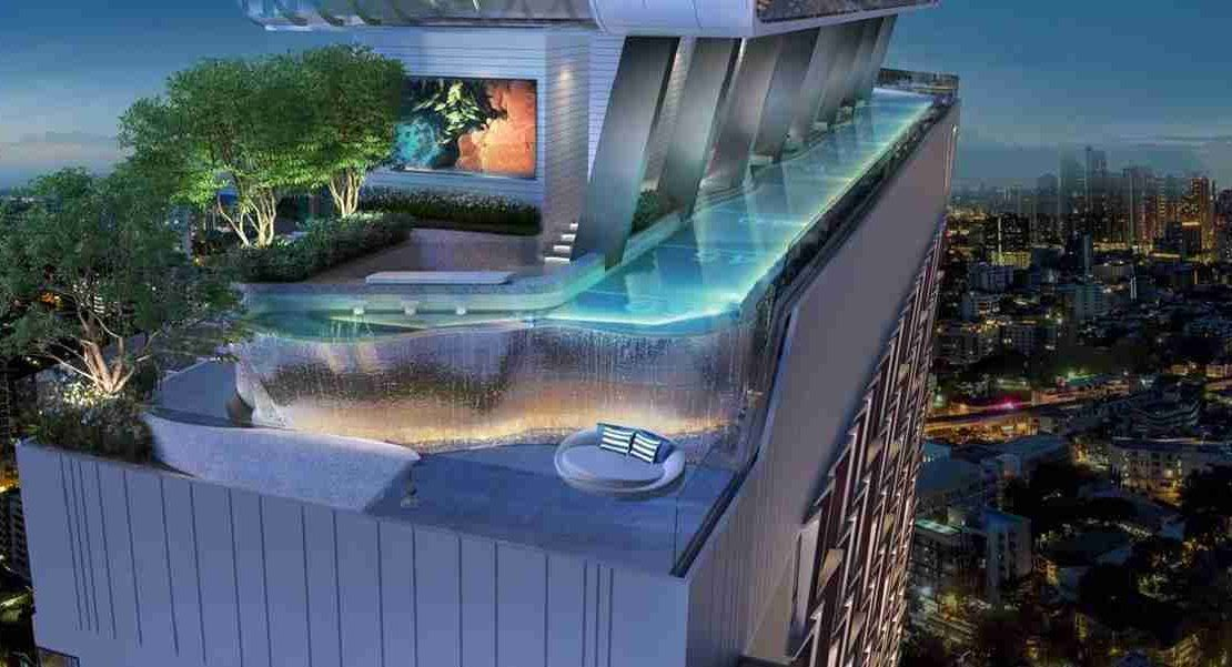 XT Ekkamai - Rooftop Pool 3