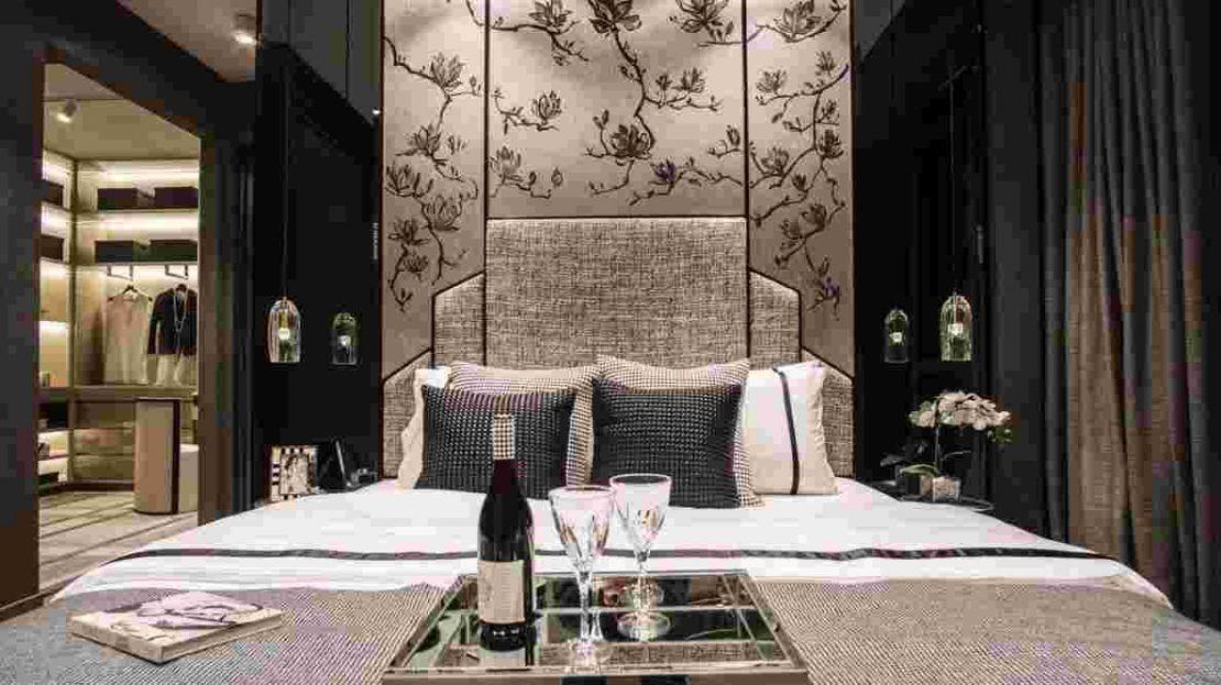 Parc Clematis - Elegance Tower Bedroom