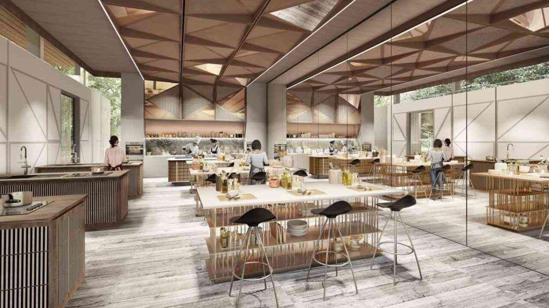 Parc Clematis - Gourmet Room