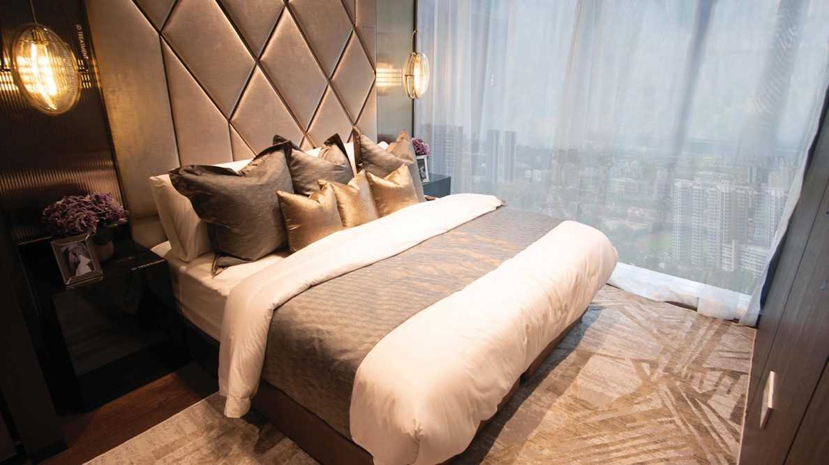Parc Clematis - Signature Tower Bedroom