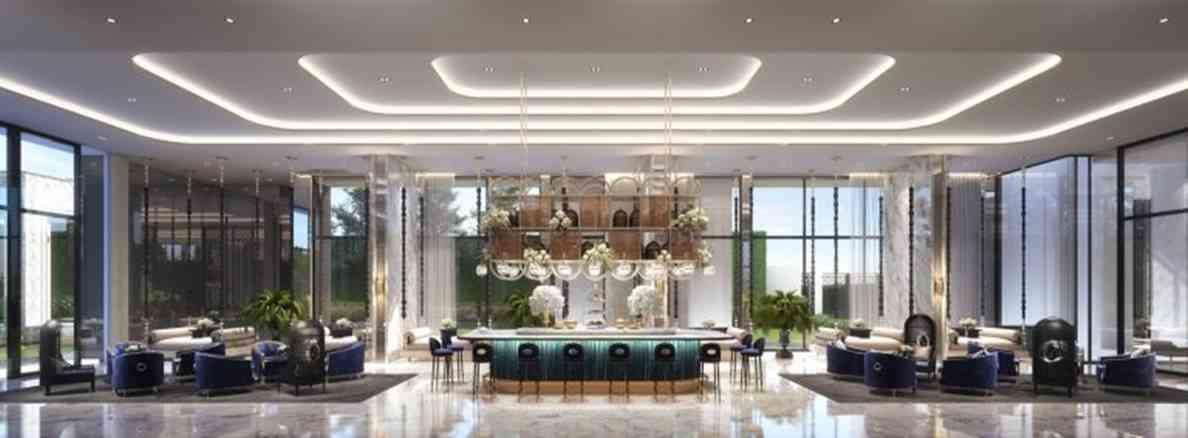 The Address Siam Ratchathewi - Lounge Area
