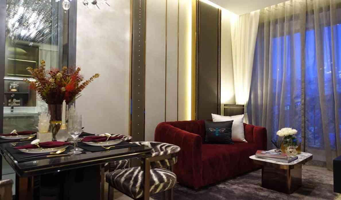 The Address Siam Ratchathewi - Showroom 1