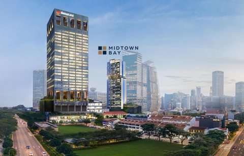 Midtown Bay - Feature Foto