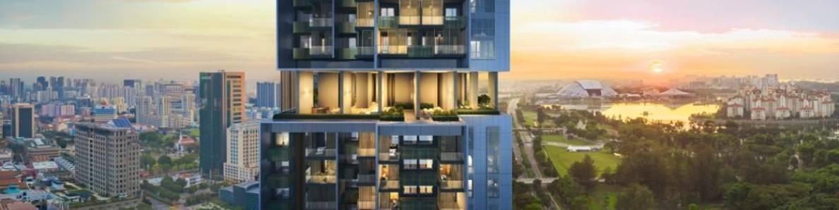 Midtown Bay - Sky Terrace View