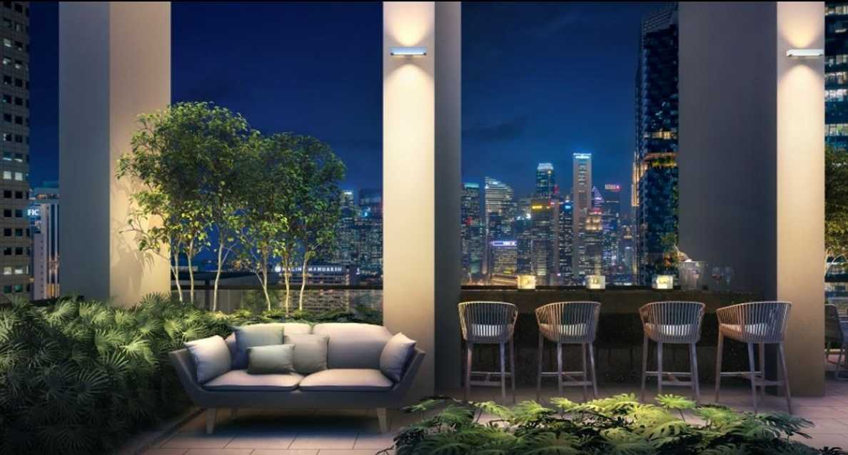 Midtown Bay - Sky Terrace