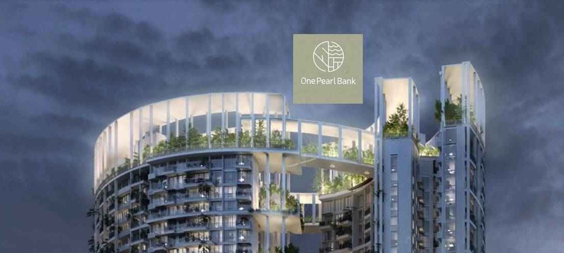 One Pearl Bank - Roof Terrace 1