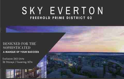 Sky Everton - Featured Foto