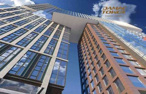 Damac Tower NIne Elms London - Featured Foto