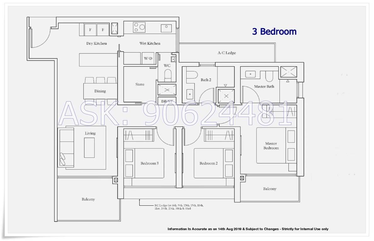 Avenue South Residence - 3 Bedroom