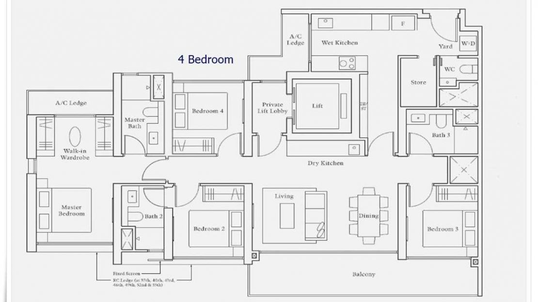 Avenue South Residence - 4 Bedroom
