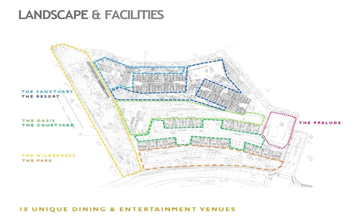 Avenue South Residence - Dining Facilities