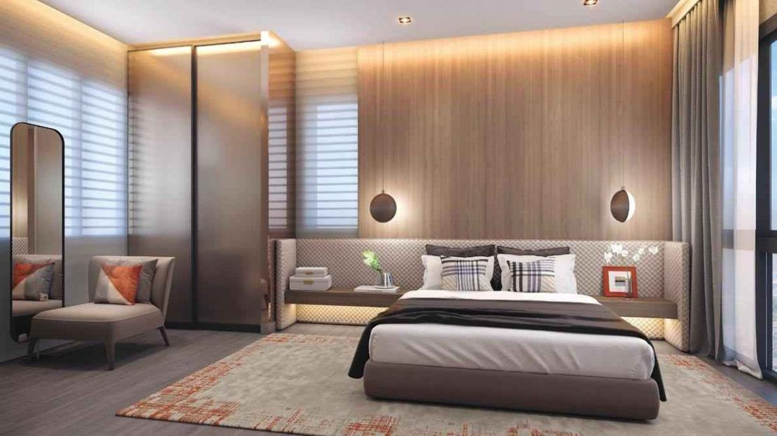 Avenue South Residence - Horizon Collection Bedroom